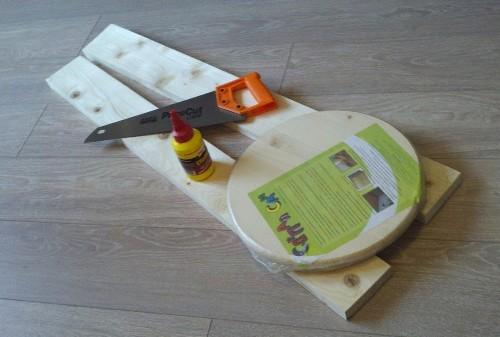 Как сделать табуретку своими руками чертежи (из дерева досок или массива)