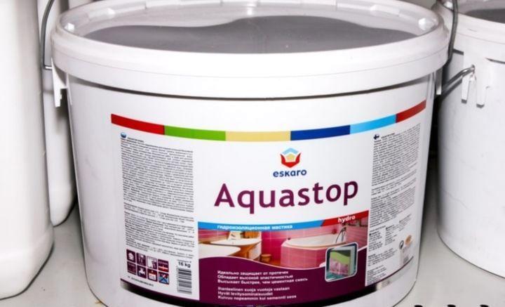Материал аквастоп