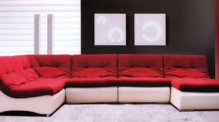 Удобная модульная мебель
