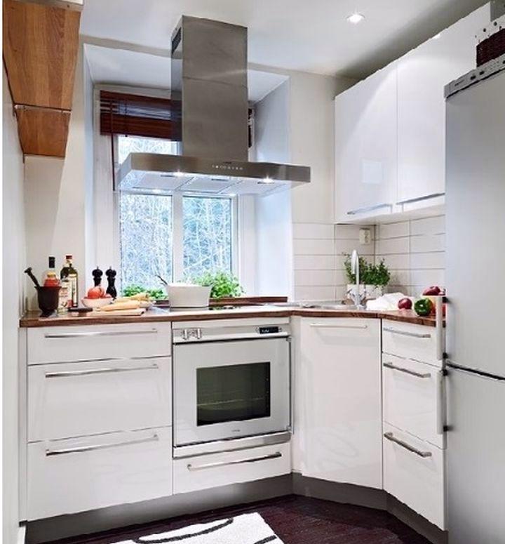 Максимально функциональная кухня