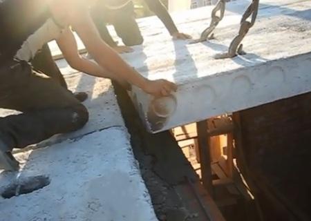 Как положить плиты перекрытия своими руками. Особенности монтажа плит перекрытия.