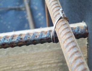 Армирование фундамента из бетона