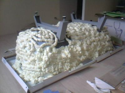 Как запенить металлическую ванну (Шумоизоляция стальной ванны)