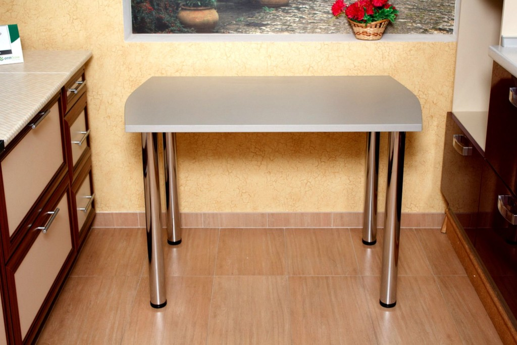 Своими руками кухонный стол фото размеры