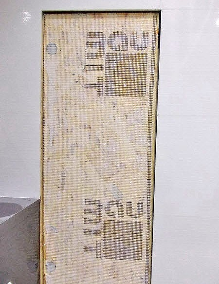 Как сделать ревизионный люк «невидимку» (дверку) под плитку в ванной комнате или туалете своими руками