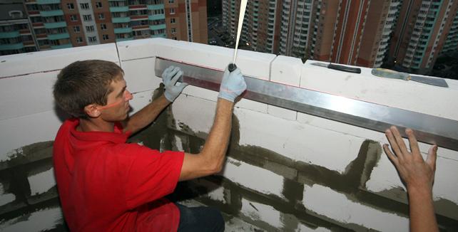 Застекление балкона своими руками стройка