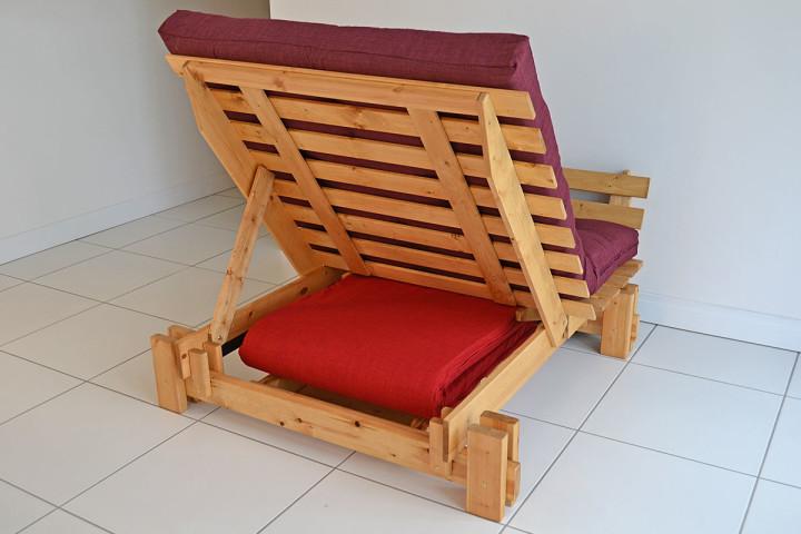 Основание для кровати с подъемным механизмом