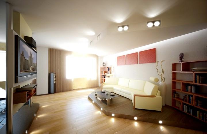 Мебель для маленькой гостиной комнаты