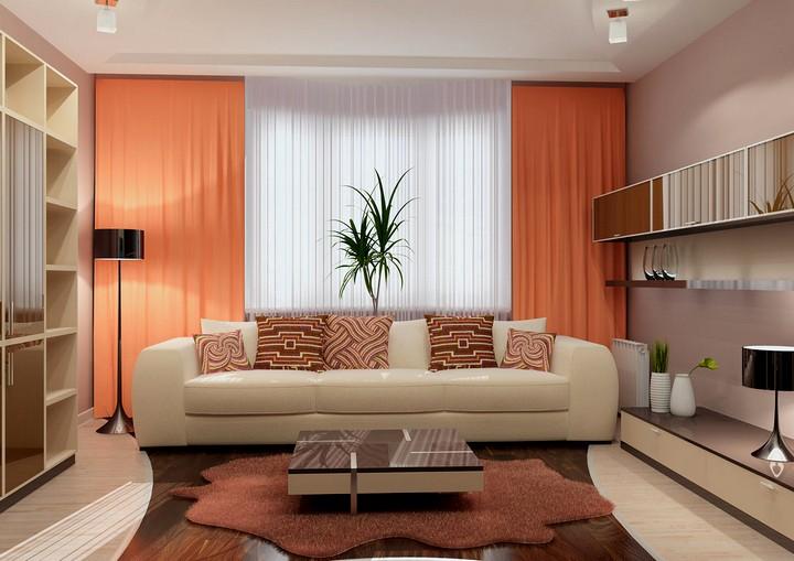 Мебель для маленькой гостиной комнаты2