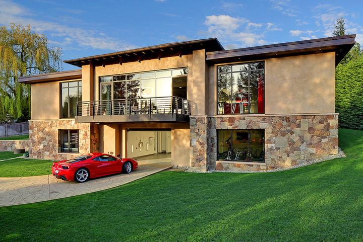 Современный дом как выбрать проект