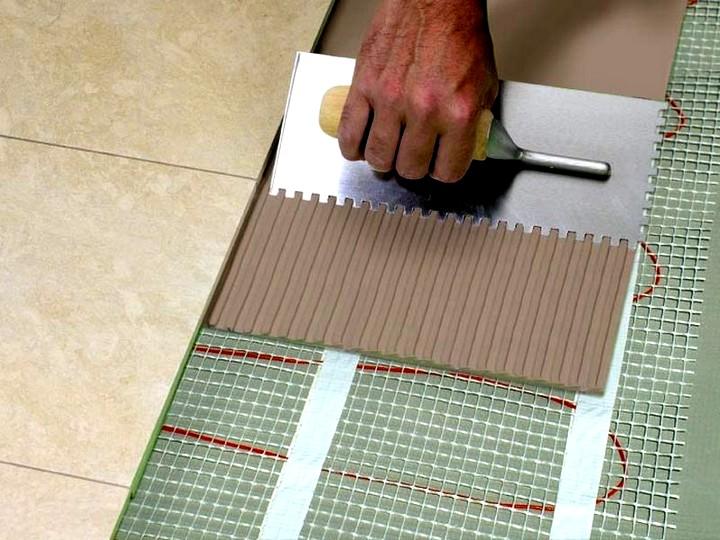 требования к клею для плитки