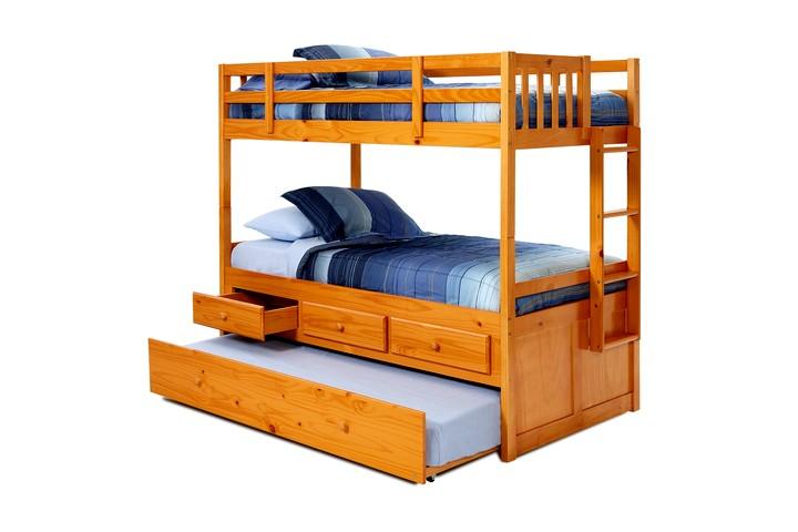 Двухъярусная кровать своими руками (25)