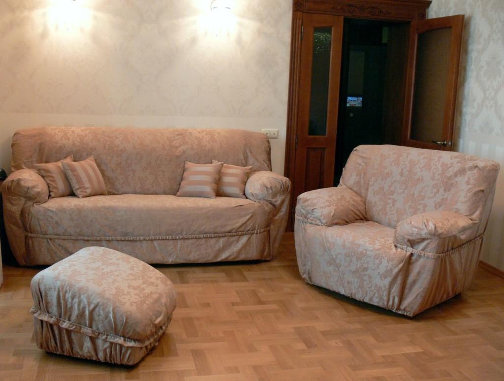 Еврочехлы на мебели
