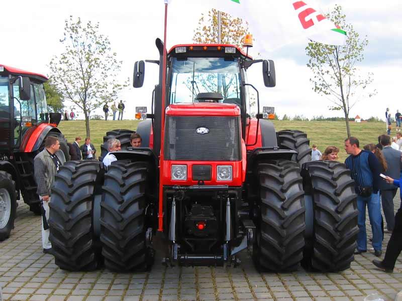 Минский трактор Беларус
