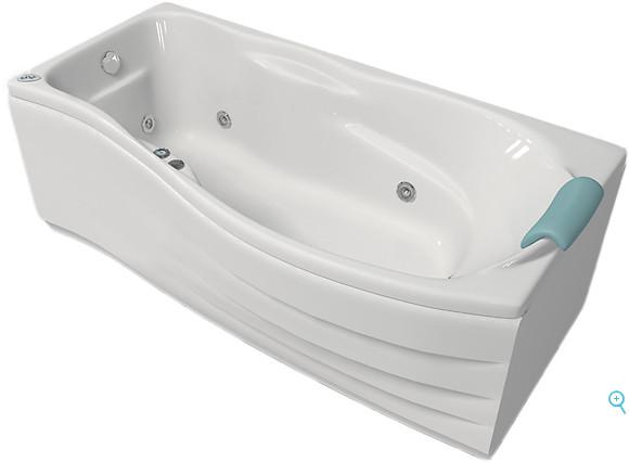 Акриловые ванны - рекомендации по эксплуатации