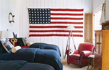 американский флаг 04