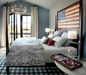 американский флаг 09