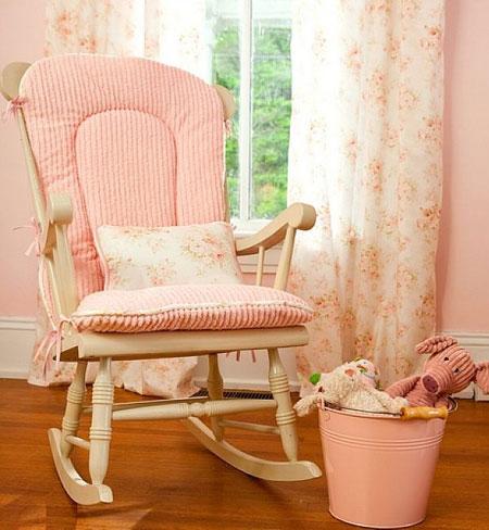 бело-розовый интерьер 10