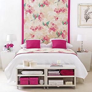 бело-розовый интерьер 17