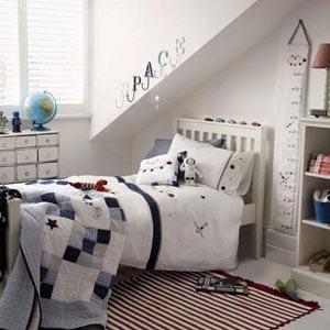 детская комната в морском стиле 05