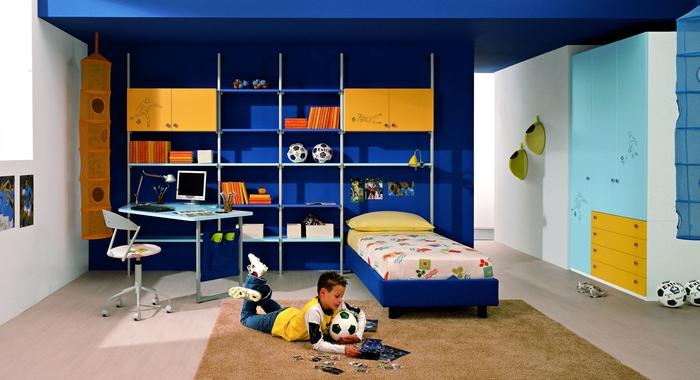 Комната для мальчика 13-15 метров