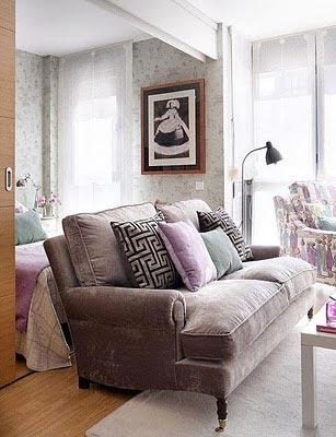 дизайн квартиры-студии 40 кв метров фото 4