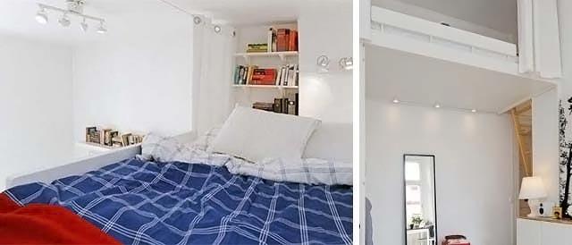 дизайн малогабаритных квартир фото 001