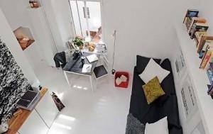 дизайн малогабаритных квартир фото 005