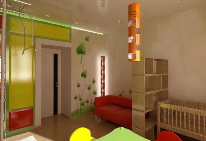 Как благоустроить квартиру для семьи с ребенком