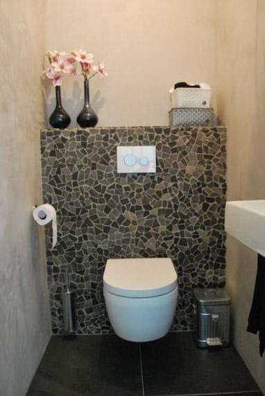 Дизайн туалета 1,5 кв. м