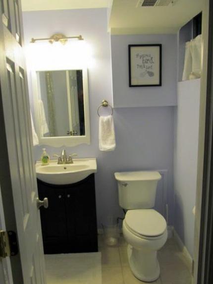 Цветовое решение для дизайна туалета 2