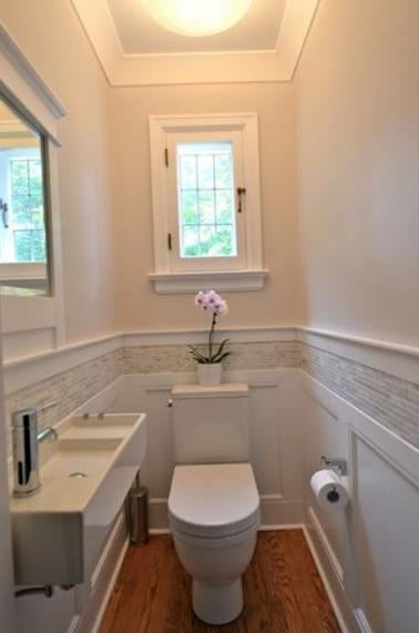 Цветовое решение для дизайна туалета 7