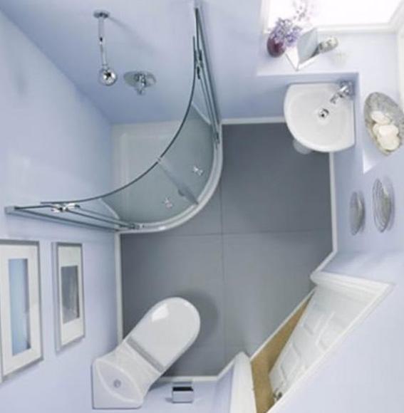 О дизайне совмещённого туалета