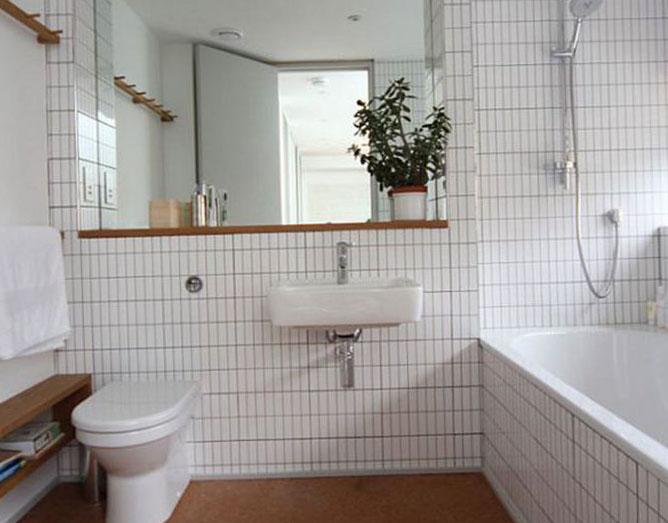 Мебель для ванной комнаты в дизайне интерьера