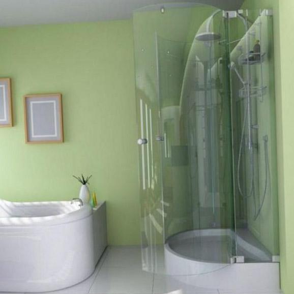 Дизайн ванной - примеры проектов