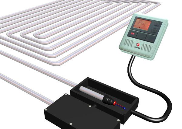 Электрические кабельные системы отопления