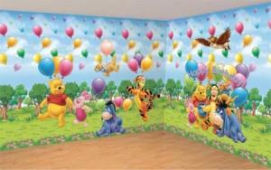 фотообои в детской комнате 2