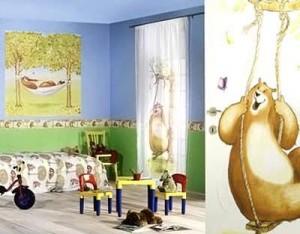 фотообои в детской комнате 3
