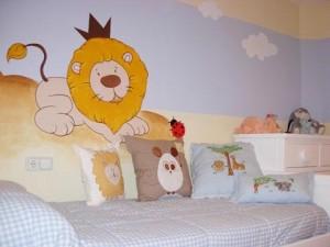 фотообои в детской комнате 46