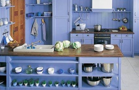 голубая кухня 04