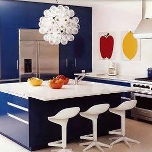 голубая кухня 06