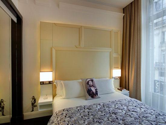 Одна из спален в номере