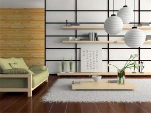 интерьер в японском стиле фото 29