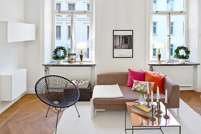 как подобрать декоративные подушки 10