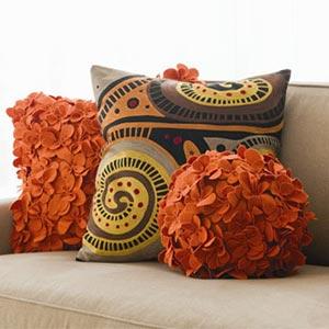 как подобрать декоративные подушки 39
