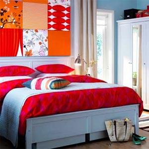 картины для спальни 24