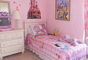 комната принцессы детская комната для девочки 04