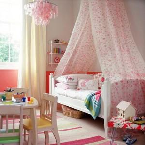 комната принцессы детская комната для девочки 09