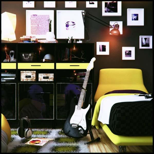 Комната для мальчика - фото идей
