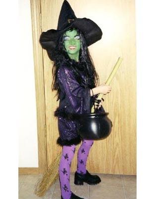 костюм на хэллоуин 15